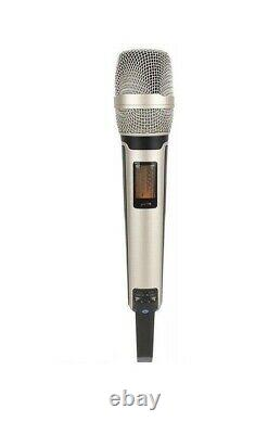 Dual Wireless Microphone System for Sennheiser SKM9000 Handheld Microphone UHF