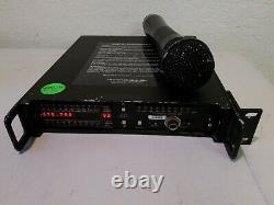Lectrosonics UDR200C withUT200 Handheld Transmitter 665-691 MHz Block 26 (Export)