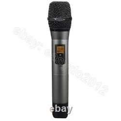 MiCWL 400 Channel 8 Handheld UHF Digital Wireless Microphone System (Brand New)