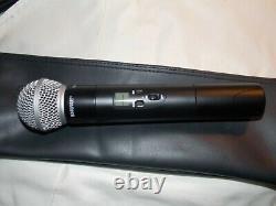 SHURE ULX2/ SM58 Wireless Handheld Microphone Transmitter J1 band / 554-590MHz
