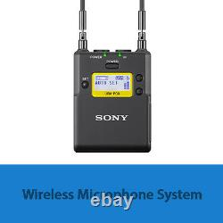 SONY UWP-D11 Integrated Wireless Microphone Package Handheld Replaces UWP-V1