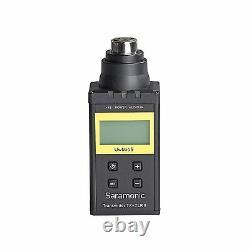 Saramonic TX-XLR9 Plug-on XLR Transmitter for UWMIC9 UHF Wireless Mic System