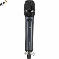 Sennheiser EW 100 G4-835-S Wireless Handheld Microphone System w MMD 835 Capsule