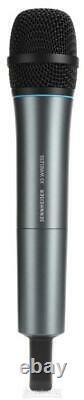 Sennheiser SKM 825-XSW Wireless Handheld Microphone Transmitter A Range