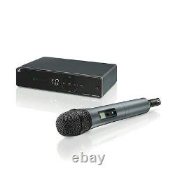 Sennheiser XSW 1-835 Handheld Wireless Vocal Microphone System Band A 548-572