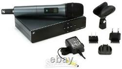 Sennheiser XSW 1-835 Wireless Handheld Microphone System A Range