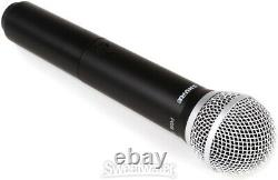 Shure BLX24/PG58 Wireless Handheld Microphone System H10 Band