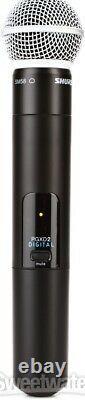 Shure PGXD24/SM58 Digital Wireless Handheld Microphone System