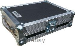 Shure QLXD24/KSM9 Handheld Wireless System Swan Flight Case (Hex)