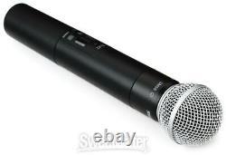 Shure SLX2/SM58 Wireless Handheld Microphone Transmitter H5 Band