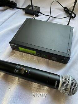 Shure SLX Wireless Handheld Kit H5 (518-542 Mhz) with SLX4 & SLX2