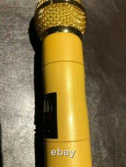 Shure ULXD2 Handheld Wireless BETA58A Transmitter G50 Band