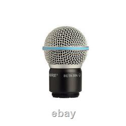 Shure UR2 Wireless Handheld Mint/ New beta58a Capsule UR2/B58a H4 518 578