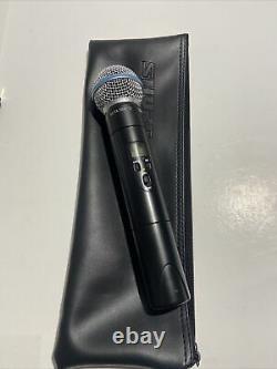 Shure Wireless Microphone Handheld Transmitter ULX2-M1 662-698 MHz SM58 Beta Mic