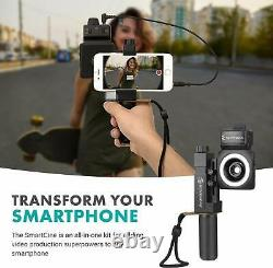 SmartCine Wireless Complete Universal Smartphone Video Kit for iPhone & Android