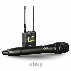 Sony UWP-D12/30 Integrated Digital Wireless Handheld Microphone ENG System