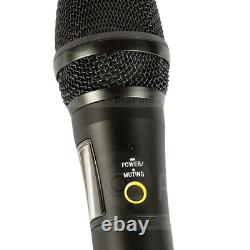 Sony UWP-D12 Camera-Mount Wireless Cardioid Handheld Microphone System