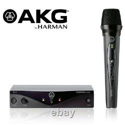 Akg Harman Wms45 Perception Microphone Sans Fil Vocal Set A 3251h00010 Boîte Ouverte