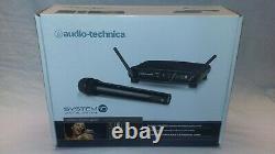 D'occasion, Audio Technica Atw-1102 Wireless System 10, Handheld Wireless MIC