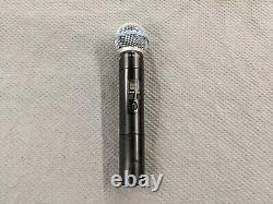 Émetteur Portatif Sans Fil Shure Ulx2-j1 554-590 Mhz Beta58a MIC
