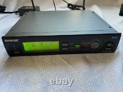Kit Sans Fil Shure Slx H5 (518-542 Mhz) Avec Slx4 Et Slx2