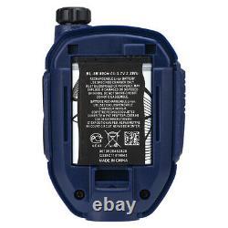 MIC Haut-parleur Sans Fil Bluetooth V4.2 Pour Baofeng Uv5r Kenwood 2pin Walkie-talkie