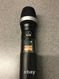 Microphone Portatif Sans Fil Akg Ht4000 835,0 861,9mhz