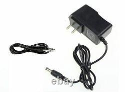 Microphone Sans Fil Vhf 4 Canaux 2 Portable & 2 Casque Lapel / Lavalier