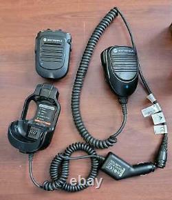 Motorola Pmmn4097 Et Pmmn4095 Sans Fil MIC Xpr Apx Mission Mobile Critique
