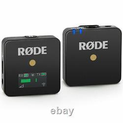 Rode Wigo Wireless Go Mikrofon-funksystem + Lavalier Go Ansteckmikrofon
