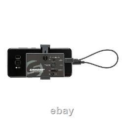 Samson Go MIC Mobile Système De Microphone Sans Fil Portable Pour La Vidéo