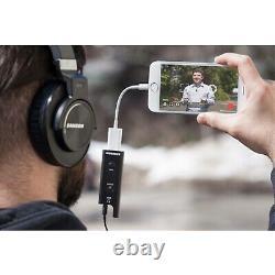 Samson Stage Xpd2 Portable Usb Sans Fil Podcast Podcast Microphone Avec MIC Clip