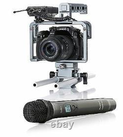 Saramonic Uwmic9 Microphone Sans Fil Sans Fil Uhf Transmetteur/récepteur