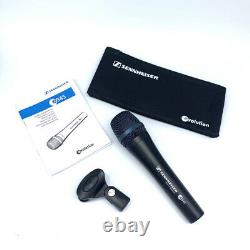 Sennheiser E945 Supercardioid Dynamic Handheld Vocal Microphone Pro Audio Nouveau