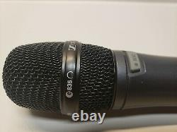 Sennheiser Ew300 G3 Émetteur MIC Portatif E835 Capsule 626-668 Mhz Gamme B