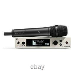 Sennheiser Ew 500 Sans Fil G4 Microphone Portable Avec E965 Capsule Aw+