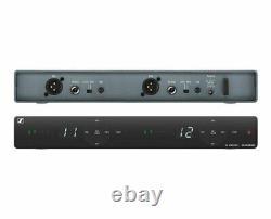 Sennheiser Xsw 1-825 Microphone Sans Fil Double-a 2 Canaux MIC Système