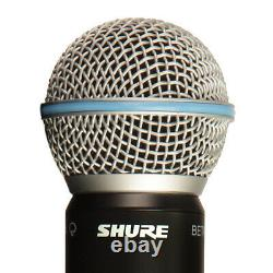 Shure Blx24/b58 Système De Microphone Sans Fil Portatif Avec Bêta 58a