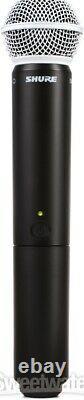 Shure Blx24r/sm58 Système De Microphone Portatif Sans Fil Bande H9
