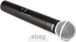 Shure Pgxd24/sm58 Système Numérique De Microphone Portatif Sans Fil