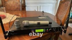 Shure Ur4s H4 518-578mhz Système Sans Fil Portatif Ur2 Ksm9 Champagne Microphone