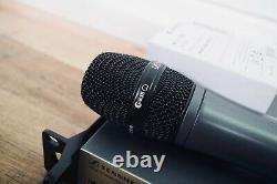 Système De Microphone Sans Fil Sennheiser Ew 300 G3 526-558mhz Avec Port À Main